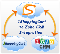 1shoppingcart to zoho crm