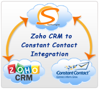 zoho to constant contact